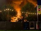 Brandje op Sfinks 2007