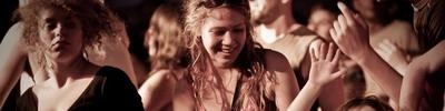 Feest bij The Gladiators (Sfinks Mixed, juli 2008)