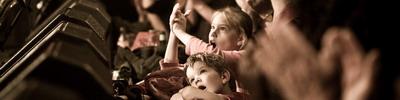Orchestra Baobab verblijdt jong en minder jong (Handelsbeurs, oktober 2008)