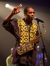 Femi Kuti & the Positive Force (Flagey)