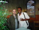Interview met Ricardo Lemvo op Couleur Café 2008