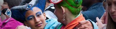 U kwam geen ogen te kort (Festival Mundial, juni 2009)