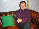 Interview met Nevenco Bucan van La Cherga (Sfinks Mixed 2009)
