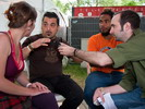 Interview met Roy Paci (Festival Mundial)