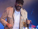 Juan Luis Guerra y 440 (Afro-Latino festival 2012)