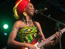 Fatoumata Diawara (Afro-Latino festival 2013)