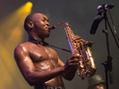 Seun Kuti & Egypt 80 (Théâtre National)