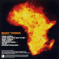 Many Things (tracklist)