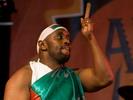 John Chris & the Burundi Drummers (Afro-Latino festival 2007)