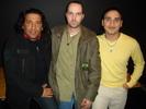 Interview met Boban (links) en Marko (rechts) Markovic in CC De Warande