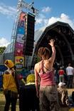 Millenium stage (Festival Mundial 2009)