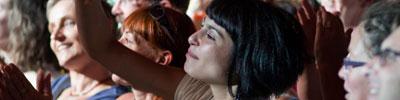Sfinks Mixed (juli 2010) — U ging aardig uit de bol bij Goran Bregovic